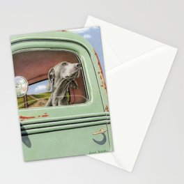 Goin' For A Ride Stationery Cards