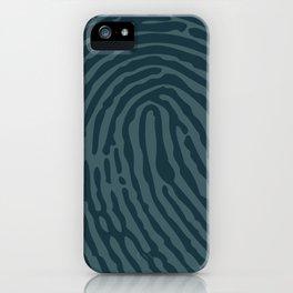 My mark #1 iPhone Case