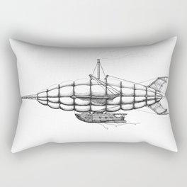 Airship 2 Rectangular Pillow