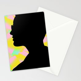 I'm the fury in your head Stationery Cards