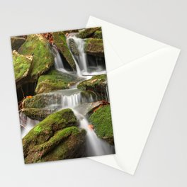 Mossy Rohrbaugh Waterfall Stationery Cards