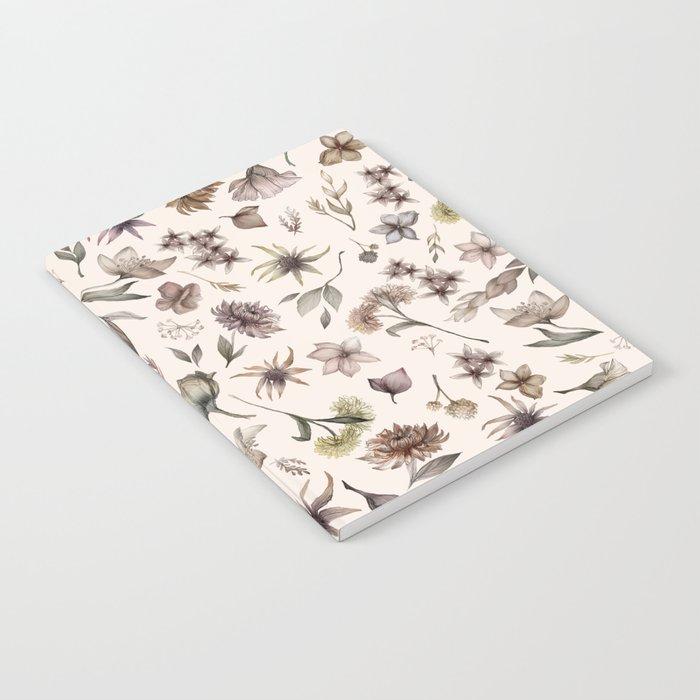 Botanical Study Notebook