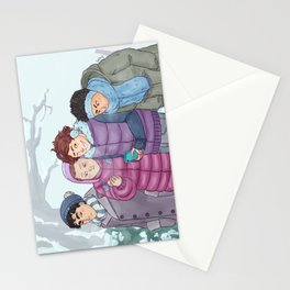 Seijoh Winter Tale Stationery Cards
