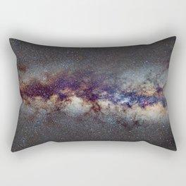 The Milky Way: from Scorpio and Antares to Perseus Rectangular Pillow