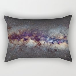 The Milky Way: from Scorpio and Antares to Perseus Rectangular Pillow