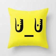 Ah Throw Pillow