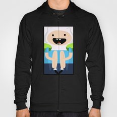 ADVENTURE TIME: FINN THE HUMAN Hoody