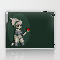 1. The Girl of Tin.  Laptop & iPad Skin