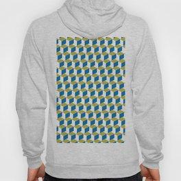Geometric Box Hoody