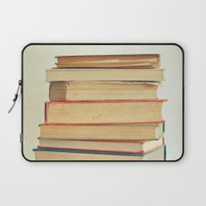 Stack of Books Laptop Sleeve