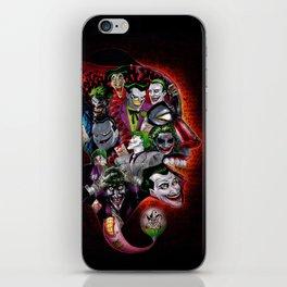 Crazy Love iPhone Skin