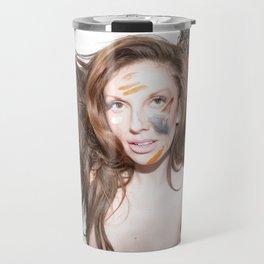 Tara with palette Travel Mug