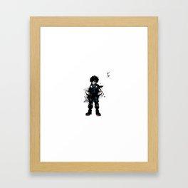 Deku Ink Framed Art Print