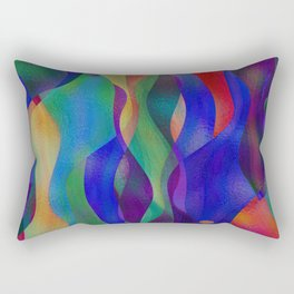 Colorflow Rectangular Pillow