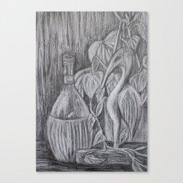 Wooden Soul Canvas Print