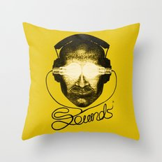 Sounds Throw Pillow