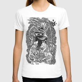 Pig, Wolf, & Spectre T-shirt