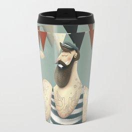 Mr Sailor Travel Mug