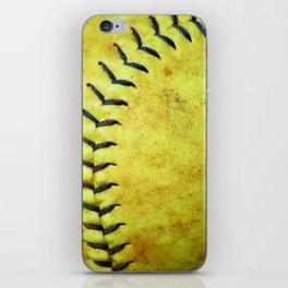 Square Ball iPhone Skin