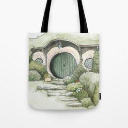 Hobbithole 1. Tote Bag