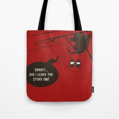 Chimichangas Tote Bag