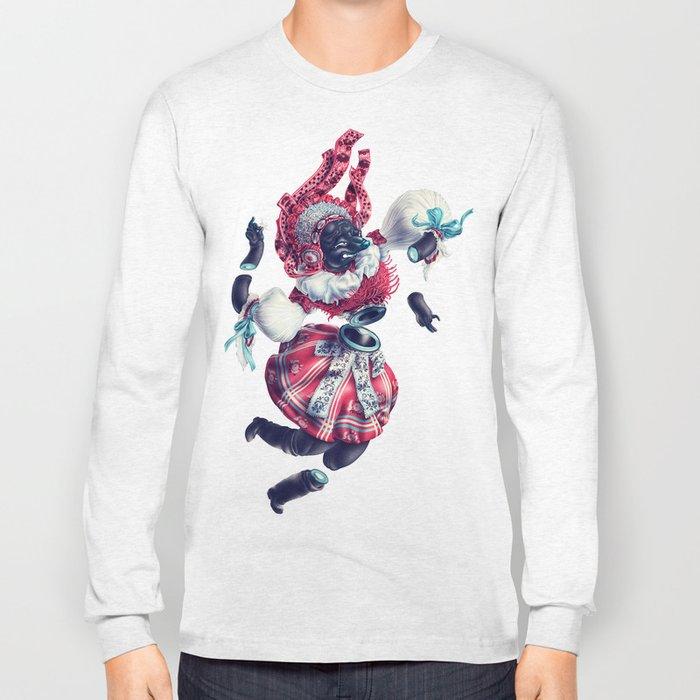 Trickster Wolf Dancer Long Sleeve T-shirt