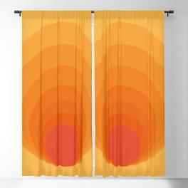 Sun Spiral | Bauhaus I Blackout Curtain