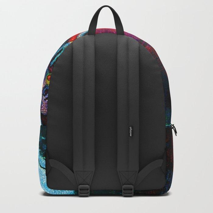 Fiery Desire Backpack