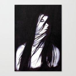 JU-ON Canvas Print