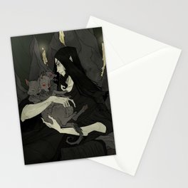 Cerberus and Hades Stationery Cards