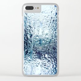Saturday Afternoon Clear iPhone Case