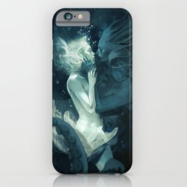 King Squid iPhone Case