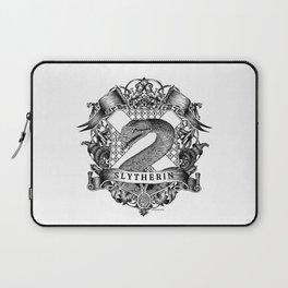 Slytherin Crest Laptop Sleeve