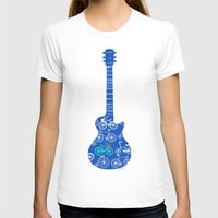 rock n roll T-shirts featuring rock 'n roll by Julia Minasian