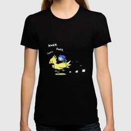 Saix and Chocobo T-shirt