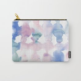 Dye Ovals Pastel Wandering Carry-All Pouch