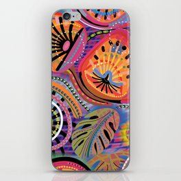 Biology of Bliss iPhone Skin