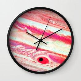 Fantasia | Pink | Magenta | Love | Rodochrositis Wall Clock