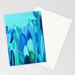 Sea Plants Stationery Cards