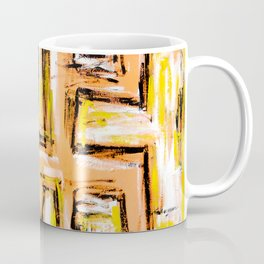 Avec et a Travers by Johnny Otto Coffee Mug