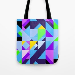 Geometric XIX Tote Bag