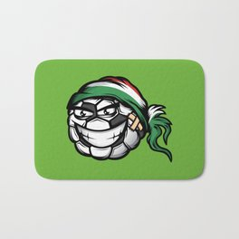 Football - Hungary Bath Mat