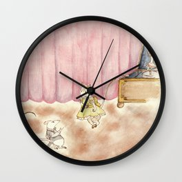 Dance Request Wall Clock