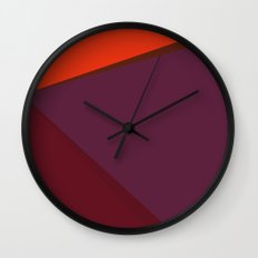 Music is Math (Autumn) Wall Clock