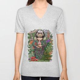 Hedge Witch Unisex V-Neck