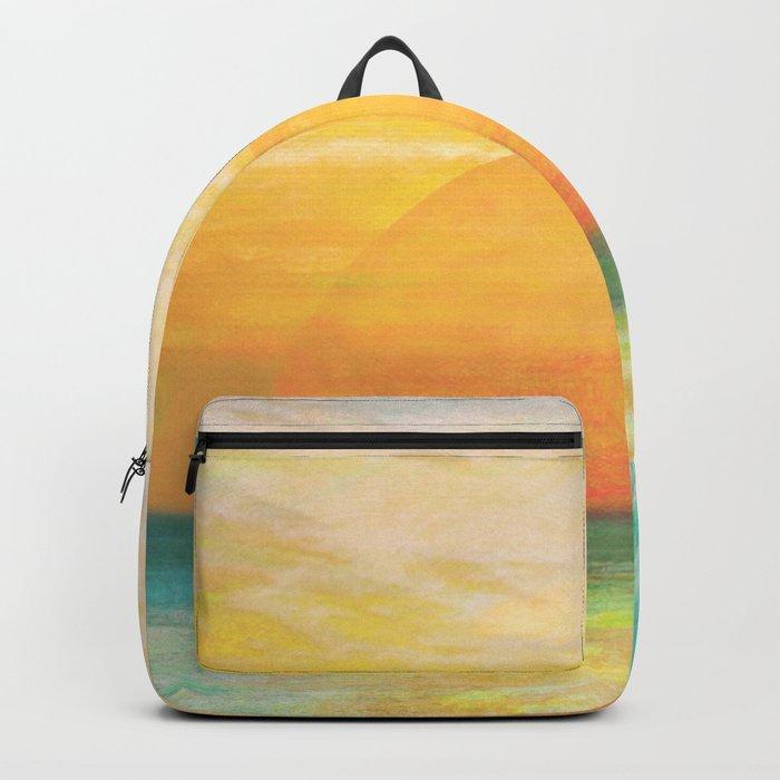 Summer Sunset Rucksack