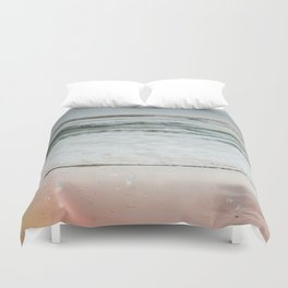 Beach Bubbles Duvet Cover
