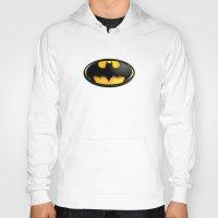 bat man Hoodies featuring BAT MAN by BeautyArtGalery
