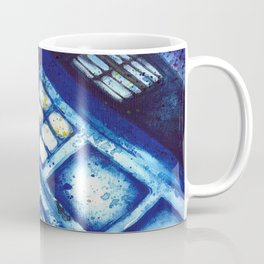 Pull to Open Coffee Mug