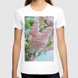 Pink lilaс T-shirt